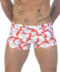 George Cross Swim Trunks
